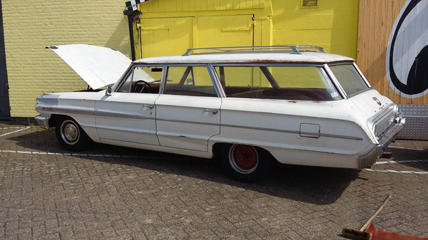 ford galaxy cruiser